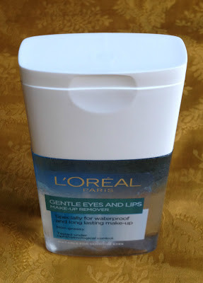 L'Oreal Gentle Eye Makeup Remover Waterproof, review – Monica's beauty in five minutes