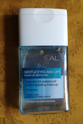 The Eye Makeup Remover Waterproof removes eye makeup instantly with a gentle, oil-free formula. Cleans delicate eye area without leaving a greasy film.