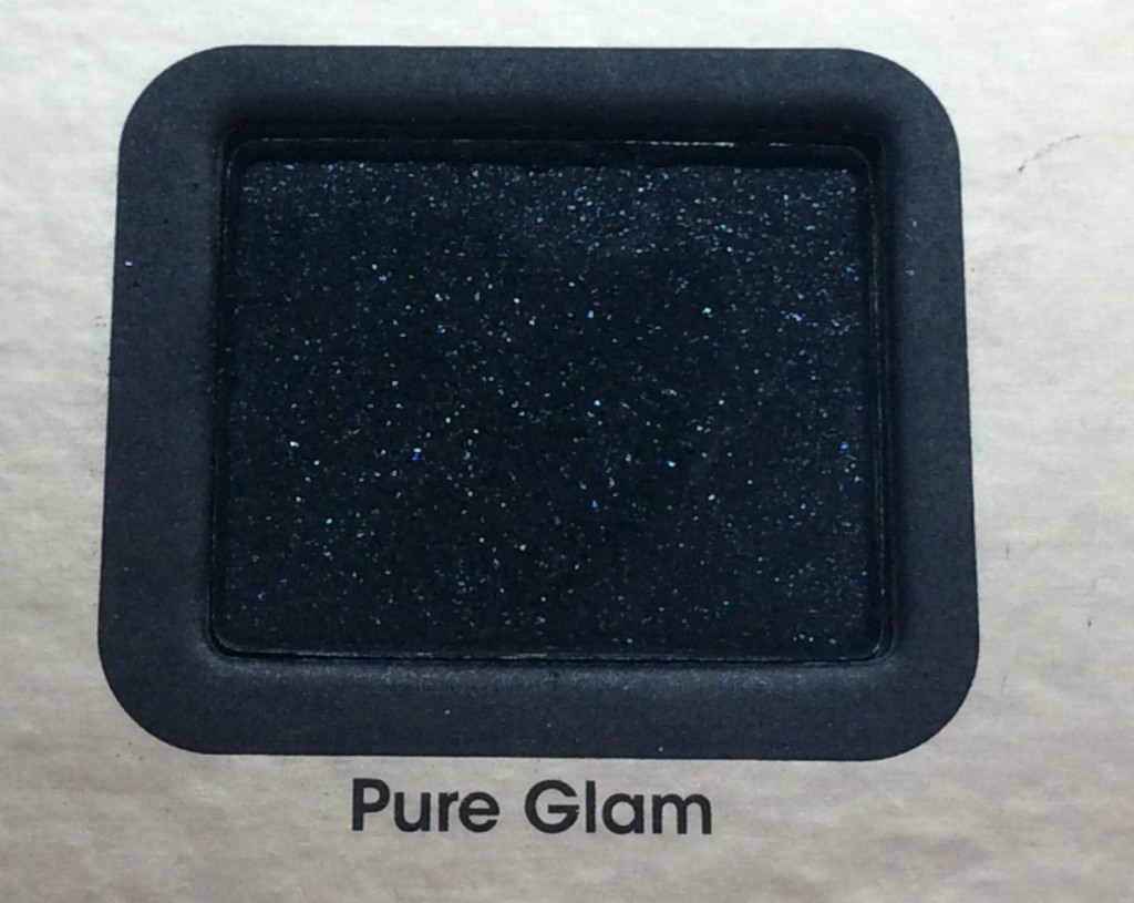 the Pure Glam eyeshadow from Too Faced Christmas limited edition palette A Few of My Favourite Things