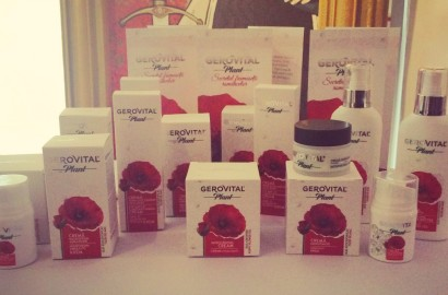 Gerovital Plant range with Poppy Flowers organic oil 1