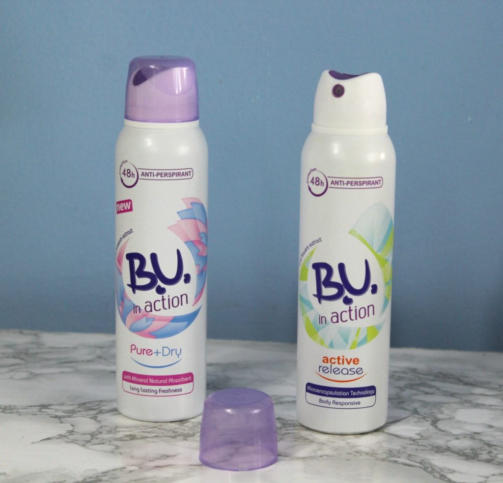 BUinaction_pure&dry_actionrelease_deodorant_beautyinfiveminutescom