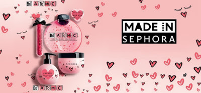 Sephora's Be Atomic collection