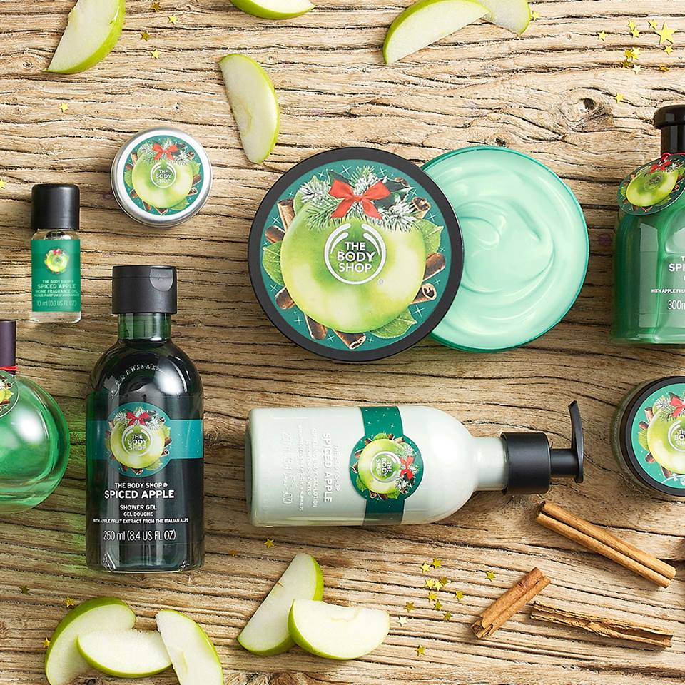 thebodyshop_gowild_christmas2016collection_spicedapple_beautyinfiveminutes-com